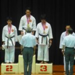 he Kamagaya City Karate Competition