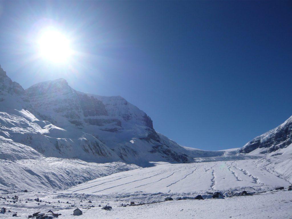 コロンビア氷河