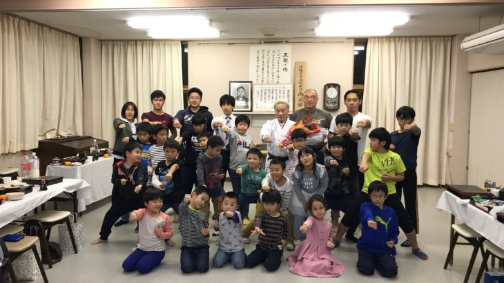 伊藤孝三郎館長の米寿を祝う会、第2弾
