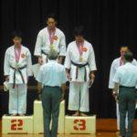 he Kamagaya City Karate Competition