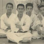 菅総理と渡口舘長とベスト・キッド
